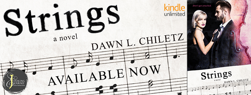 Strings Release Banner